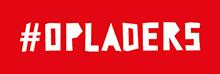 Logo #opladers